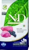 N&D Lamb & Blueberry Adult Ягнёнок/Черника