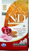 N&D Low Grain Chicken щенки крупных пород