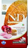 N&D Low Grain Chicken & Pomegranate для средних пород