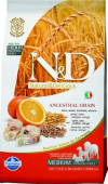 N&D Low Grain Codfish & Orange для средних пород
