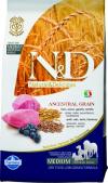 N&D Low Grain Lamb & Blueberry для собак крупных пород