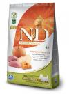 N&D Dog GF Pumpkin Boar & Apple для мелких пород