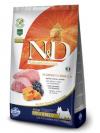 N&D Dog GF Pumpkin Lamb & Blueberry для мелких пород