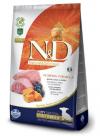 N&D Dog GF Pumpkin Lamb & Blueberry щенки мелких пород