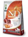 N&D Dog GF Pumpkin Chicken & Pomegranate Adult Medium & Maxi