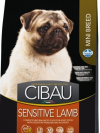Cibau Sensitive Lamb Mini (ягнёнок)