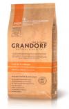 GRANDORF для юниоров ягнёнок/рис