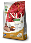 N&D Dog Quinoa Skin&coat Quail