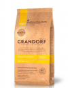 GRANDORF 4 Meat&Rice PROBIOTIC для мини пород (3кг.)