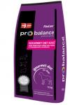 ProBalance Gourmet diet Adult с говядиной и ягненком