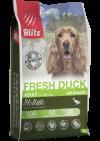 Blitz Holistic Fresh Duck Adult Dog All Breeds
