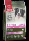 Blitz Holistic Fresh Lamb Adult Dog All Breeds