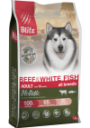 Blitz Holistic Beef & White Fish Adult Dog All Breeds