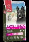 Blitz Holistic Lamb & Duck Adult Dog All Breeds