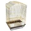 Клетка для птиц Triol 6112G, размер 46.5х36х71см