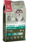 Blitz Holistic Turkey & Duck Puppy All Breeds